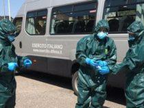Sardegna: Prosegue il lavoro della task force sanitaria anti Covid di Esercito e Marina