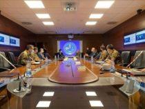 Comando Operativo di vertice Interforze della Difesa: Briefing di aggiornamento emergenza Covid-19