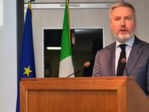 Difesa: Visita del Ministro Lorenzo Guerini al comando di EUNAVFOR MED Irini