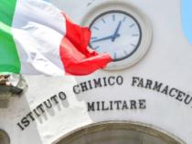 Firenze: Il ministro Lorenzo Guerini in visita allo Stabilimento Chimico Farmaceutico Militare