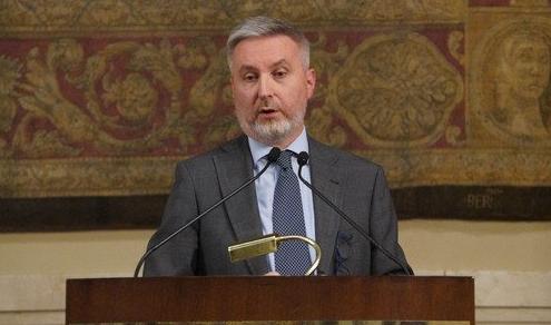 74mo Anniversario della fondazione della Repubblica: Il saluto del ministro della Difesa Lorenzo Guerini
