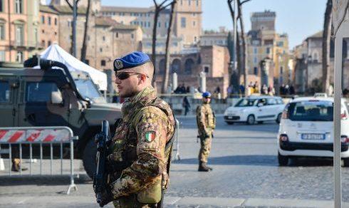Operazione Strade Sicure: Cambio comando al Raggruppamento Lazio-Abruzzo