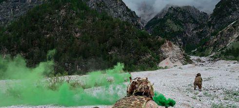 """Esercitazione """"Alpine star"""": Concluso l'addestramento multi dominio per le truppe alpine dell'Esercito"""