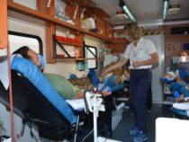 """Gorizia: I militari del Comando Brigata di Cavalleria """"Pozzuolo del Friuli"""" donano il sangue"""