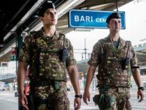 Regione Puglia: Corsi per i militari dell'Esercito in servizio