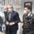 Roma: Visita del Ministro Lorenzo Guerini alla caserma di Tor Bella Monaca