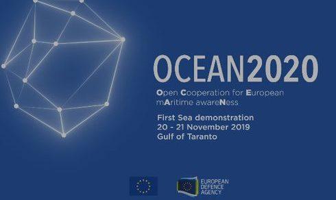 Progetto OCEAN2020: Il video della dimostrazione nel Golfo di Taranto