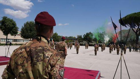 """Grosseto: Il Colonnello Leotta è il 105° Comandante di """"Savoia Cavalleria"""""""