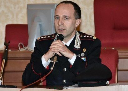 Carabinieri: Intervista al Generale di Brigata Roberto Riccardi