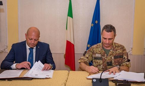 Militari in congedo assunti dalla Union Security: Il progetto coinvolge Esercito, Marina e Aeronautica
