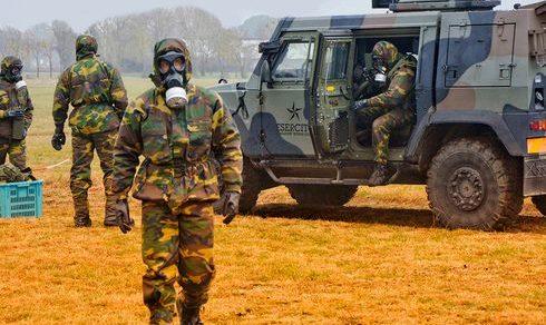 """Operatori CIMIC: Conclusa l'esercitazione """"Contaminated Survival 2020"""""""