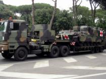 Tar del Lazio: Mezzi Forze armate italiane in transiti eccezionali, obbligo a versare indennizzo di usura delle strade italiane