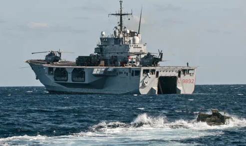 Operazione Eunavfor Med-Irini: Operazione navale a caccia dei trafficanti d'armi