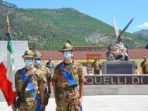 """L'Aquila: Il monumento ai Caduti ritorna alla caserma """"G. Pasquali"""""""