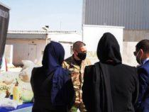 "Afghanistan: Herat, donati 800 food kits dal contingente italiano di ""Resolute Support"""