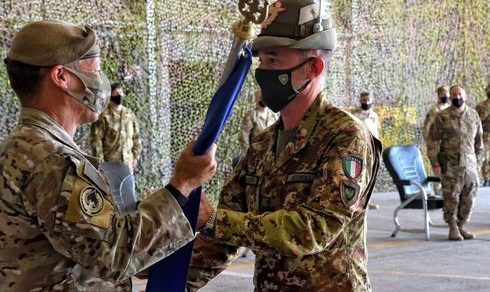 "Afghanistan: Avvicendamento alla missione italiana ""Resolute Support"" (RS)"