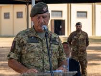 Avvicendamento: Il Generale di Brigata Pietro Addis è il nuovo Comandante del COMFOSE