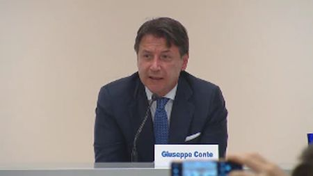 Politica: Giuseppe Conte a Cerignola per un incontro con gli studenti sulla legalità