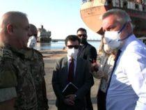 Libano: La visita a Beirut del ministro della difesa Lorenzo Guerini