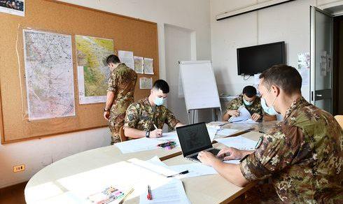 Esercito Italiano: Concluso il 5° corso Comandanti di Compagnia