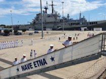 """Marina Militare: Su Nave Etna nasce il corso """"Zeus"""""""