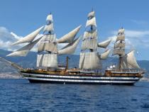 Marina Militare: Focolaio Covid-19 a bordo della Amerigo Vespucci