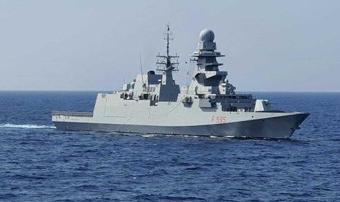 "Marina Militare: Conclusa l'esercitazione marittima multinazionale ""Obangame Express 2021"" nel Golfo di Guinea"