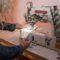 Solidarietà: Kosovo, i militari italiani di KFOR donano strumenti per la sartoria ad un'associazione che tutela donne vittime di violenza