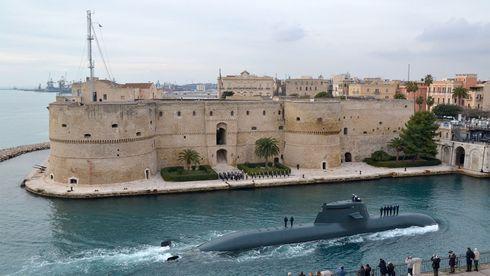 Marina Militare: Taranto, rientrati i sommergibili Romei e Venuti