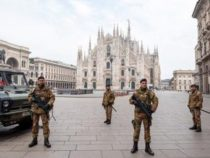 """Avvicendamento """"Strade Sicure"""" di Milano"""