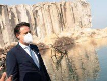 Libano: La visita del premier Giuseppe Conte a Beirut