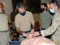 Marina Militare: L'addestramento dei soccorritori militari del Gruppo Operativo Incursori