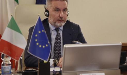 Tutte le sfide per l'Italia nel Mediterraneo allargato: Intervento del prof. Beccaro