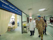 Unifil Libano: Ristrutturata l'Ematologia dell'Ospedale di Bint Jbeil con fondi del ministero della Difesa italiano