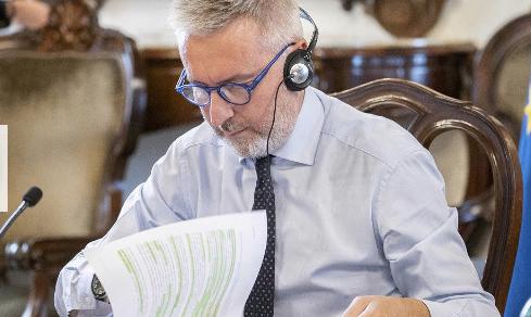 Riunione in videoconferenza dei Ministri della Difesa della Nato