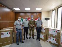 Missione Unifil Libano: Donati quattro ventilatori polmonari