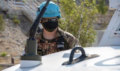 Missione UNIFIL: I Caschi blu italiani custodi della Blue Line