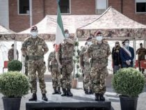 "Avvicendamento: Cambio comando al 183° Reggimento Paracadutisti ""Nembo"""