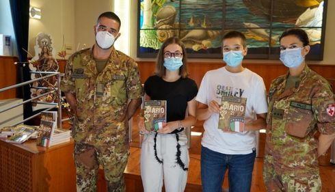 Covid-19: Codogno, il ritorno di un ufficiale medico dell'Esercito