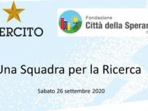 Verona: Esercito, artisti e sportivi insieme nella staffetta per i bimbi gravemente malati