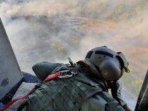 Aviazione dell'Esercito: Conclusa la Campagna Antincendi Boschivi (AIB) 2020