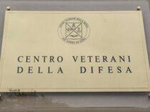 Visita del Ministro Lorenzo Guerini al Centro Veterani della Difesa