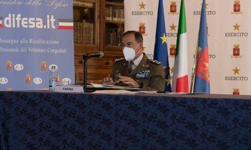Esercito: Il ricollocamento del personale militare
