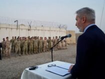 Medio Oriente: La visita del ministro della difesa Lorenzo Guerini in Iraq