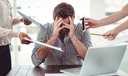 Leggi: Stress lavoro correlato