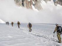 Percorsi formativi: Addestramento per le Squadre di Soccorso Alpino Militare (SSAM) del 9° Reggimento Alpini