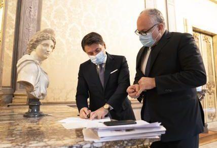 Decreto Ristori: Via libera del Consiglio dei ministri