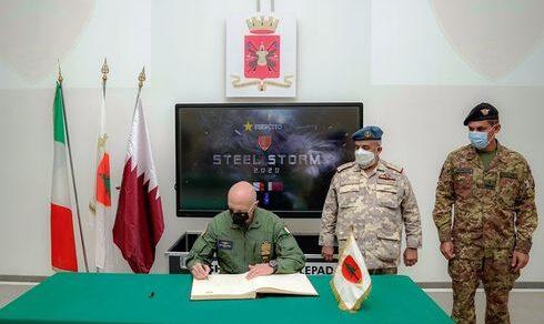 """Esercito: Conclusa l'esercitazione """"Steel Storm"""""""