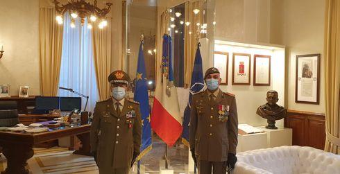 Stato Maggiore Esercito: Il primo Sottufficiale di Corpo dell'Esercito