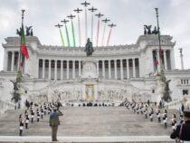 Cerimonia 4 Novembre: Giorno dell'Unità Nazionale e Giornata delle Forze Armate